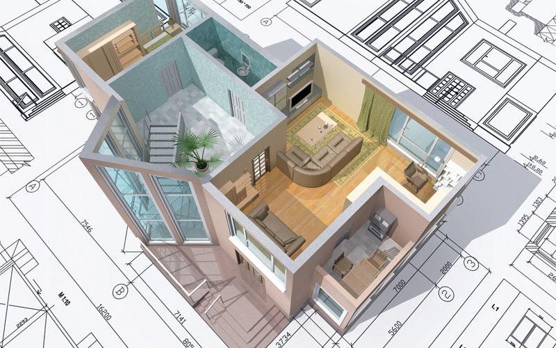 Важность дизайн проекта в оформлении интерьера и ремонте