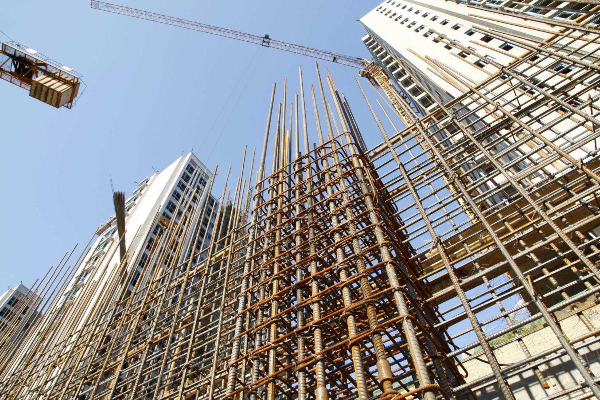 Строительство объектов недвижимости