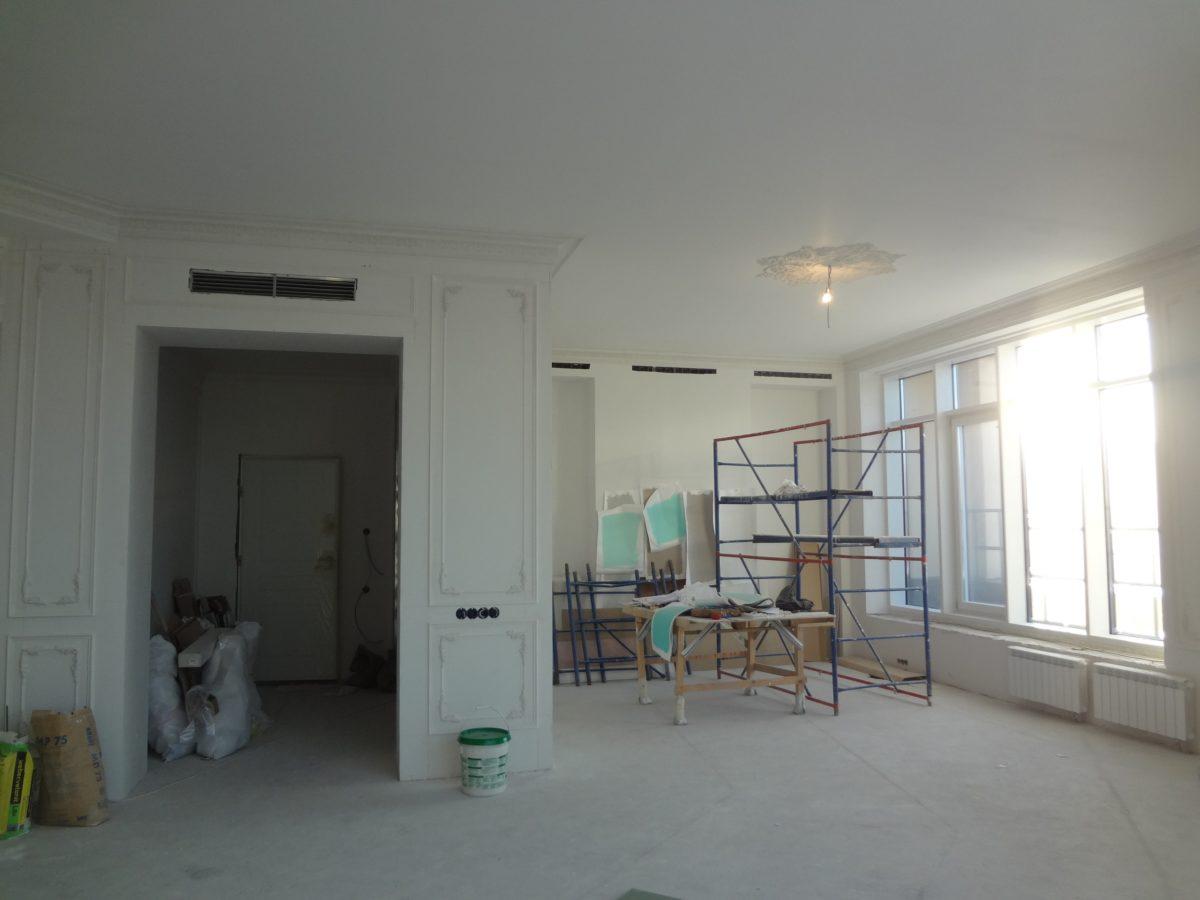 Капитальный ремонт и реконструкция зданий